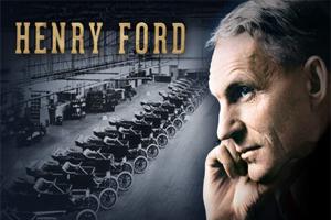 Henry Ford Penemu Mobil